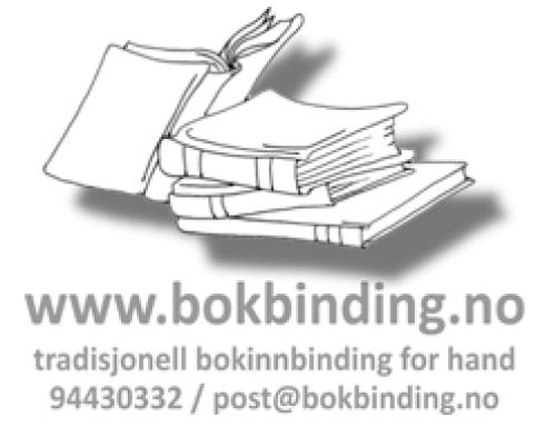 Bokbinding