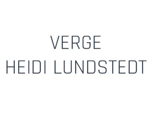 Verge Heidi Lundstedt