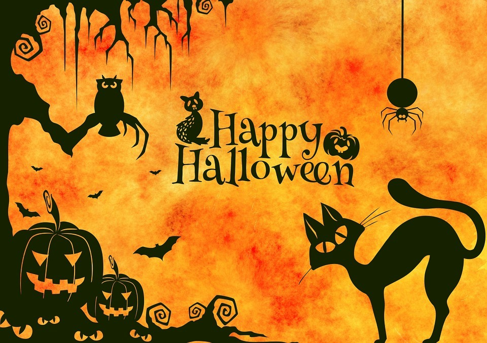 Halloweenparty Dalsbygda