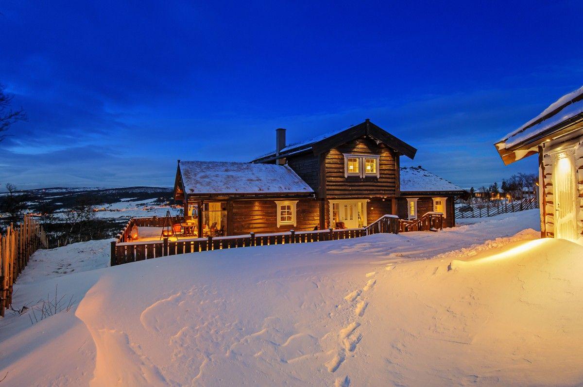 Røros fjellby hytte til salgs