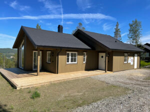 hytte til salgs